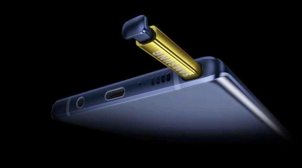 Kamera Di Dalam S-Pen Oleh Samsung