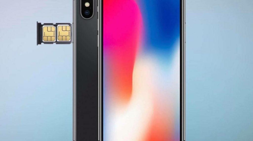 iPhone Dengan Sokongan eSIM